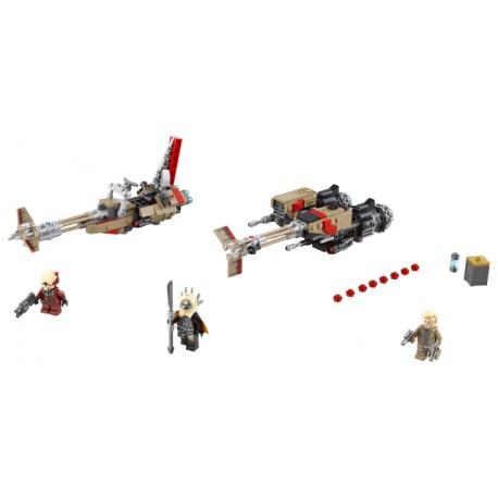 LEGO Star Wars - Cloud-Rider Swoop Bikes (355pcs) 2018
