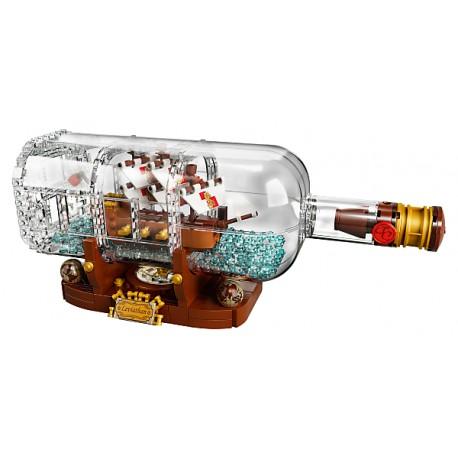 LEGO Semi-Exclusivo IDEAS - Ship in a Bottle (962pcs) 2018