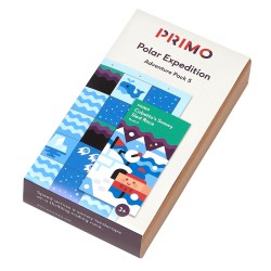 CUBETTO Pack - Polar Expedition Adventure - PRIMO011A
