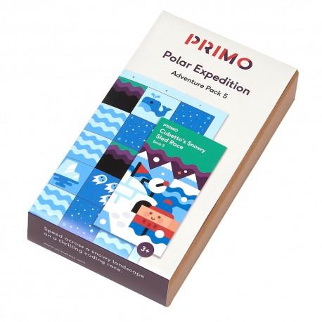 CUBETTO Pack - Polar Expedition Adventure - PRIMO011A