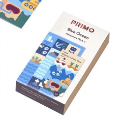 CUBETTO Pack - Blue Ocean Adventure - PRIMO009A