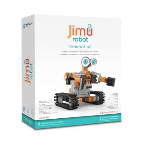 UBTECH - Ubtech Jimu TankBot - JR0603