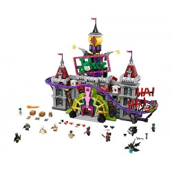 LEGO Semi-Exclusivo - The Joker™ Manor (3444pcs) 2018