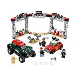 LEGO Speed Champions - 1967 Mini Cooper Rally e 2018 MINI John Cooper (481pcs) 2019