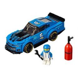 LEGO Speed Champions - Carro de Corrida Chevrolet Camaro ZL1 (198) 2019