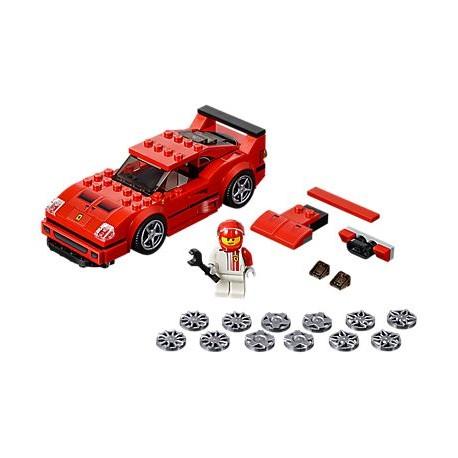 LEGO Speed Champions - Ferrari F40 Competizione (198pcs) 2019