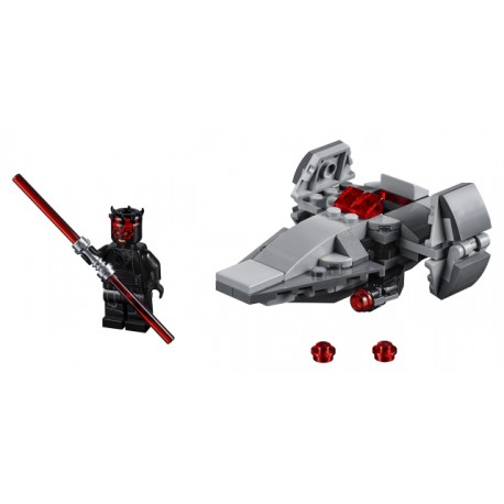 LEGO Star Wars - Microfighter Sith Infiltrator (92pcs) 2019