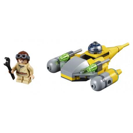 LEGO Star Wars - Microfighter Naboo Starfighter (62pcs) 2019