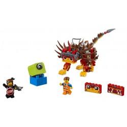 LEGO Movie - Lucy Guerreira e Ultrakatty! (348pcs) 2019