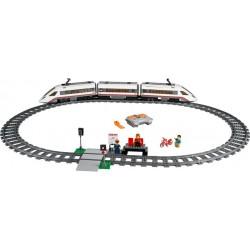 LEGO City - Comboio Passageiros de Alta Velocidade (610 pcs.) 2017