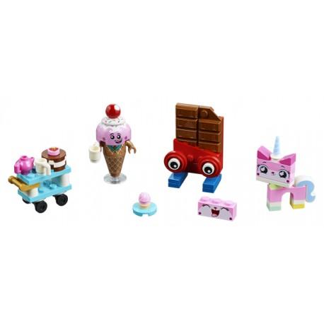 LEGO Movie - Os Amigos Mais Queridos de SEMPRE da Unikitty! (76pcs) 2019