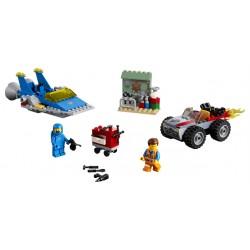 LEGO Movie - Oficina «Constrói e Repara» do Emmet e do Benny! (117pcs) 2019