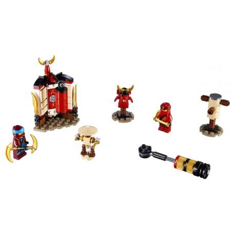 LEGO Ninjago - Treino no Mosteiro (122pcs) 2019