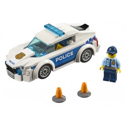 LEGO City - Carro Patrulha da Polícia (92pcs) 2019