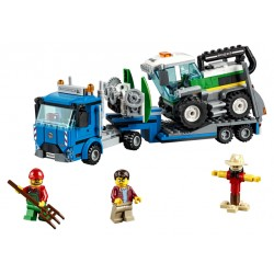 LEGO City - Transporte de Ceifeira (358pcs) 2019