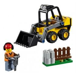 LEGO City - Trator-Carregador da Construção (88pcs) 2019