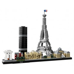 LEGO Architecture - Paris (649pcs) 2019