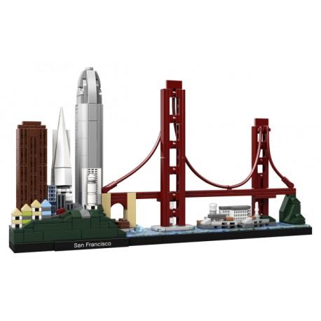 LEGO Architecture - San Francisco (565pcs) 2019