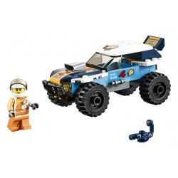 LEGO City - Carro de Corrida do Rali do Deserto (75pcs) 2019
