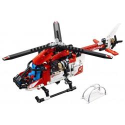 LEGO Technic - Helicóptero de Salvamento (325pcs) 2019