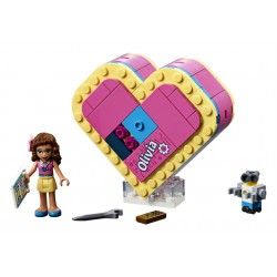LEGO Friends - A Caixa-Coração da Stephanie (85pcs) 2019