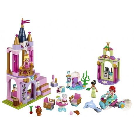 LEGO Disney Princess - A Celebração Real de Ariel, Aurora e Tiana (282pcs) 2019