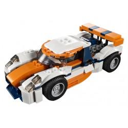 LEGO Creator - Carro de Corrida Sunset (221pcs) 2019