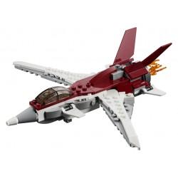 LEGO Creator - Avião Futurista (157pcs) 2019