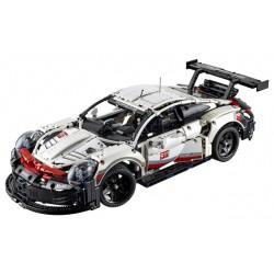 TEGO Technic - Porsche 911 RSR (1580pcs) 2019