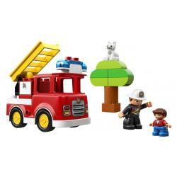 LEGO Duplo - Camião dos Bombeiros (21pcs) 2019