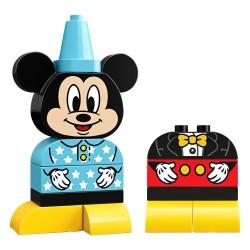 LEGO Duplo - O Meu Primeiro Modelo do Mickey (9pcs) 2019