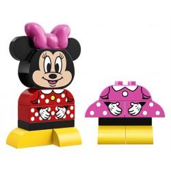 LEGO Duplo - O Meu Primeiro Modelo da Minnie (10pcs) 2019