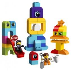 LEGO Duplo - Os Visitantes do Planeta do Emmet e Lucy (53pcs) 2019
