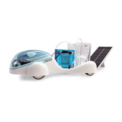 HORIZON - Hydrocar - Hidrogen Powered (Solar Energy) STEM Kits - FCJJ-20