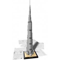 LEGO ARCHITECTURE - Burj Khalifa (333 pcs.) 2016