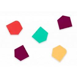 Cubetto Fichas de Ação