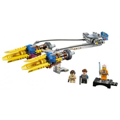 LEGO Star Wars - Podracer de Anakin 20º Aniversário (279pcs) 2019