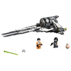 LEGO Star Wars - TIE Intercetor Black Ace (396pcs) 2019