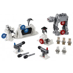 LEGO Star Wars - Defesa Action Battle Echo Base (504pcs) 2019