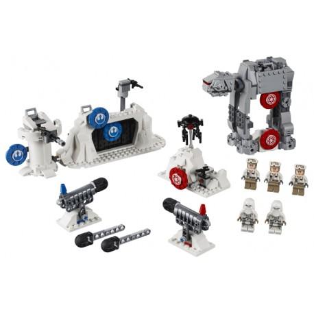 LEGO Star Wars - Defesa Action Battle Echo Base (504pcs) 2019