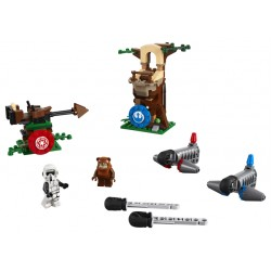 LEGO Star Wars - Assalto Action Battle Endor (193pcs) 2019