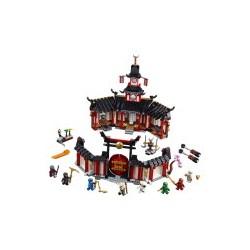 LEGO Ninjago - Mosteiro de Spinjitzu (1070pcs) 2019