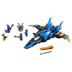 LEGO Ninjago - O Storm Fighter de Jay (490pcs) 2019