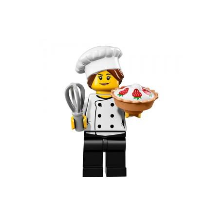 "LEGO Minifigure - 17ª Série ""A Pasteleira"""