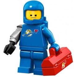 "LEGO Minifigure - LEGO Movie 2 ""Apocalypse Benny"" 2019"