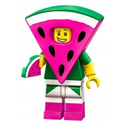 "LEGO Minifigure - LEGO Movie 2 ""Watermelon Dude"" 2019"