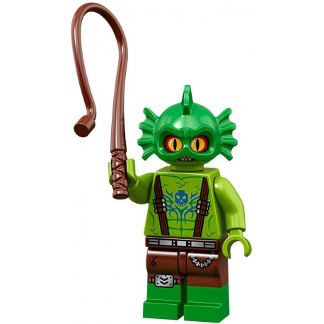 "LEGO Minifigure - LEGO Movie 2 ""Swamp Creature"" 2019"