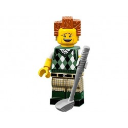 "LEGO Minifigure - LEGO Movie 2 ""Gone Golfin' President Business"" 2019"