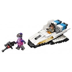 LEGO Overwatch - Tracer vs. Widowmaker