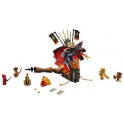 LEGO Ninjago - Dente de Fogo